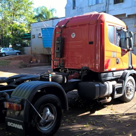 Scania T124 360